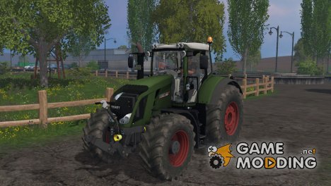 Fendt Vario 828 for Farming Simulator 2015