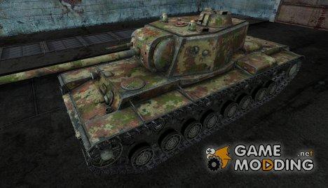 Шкурка для КВ-4 for World of Tanks
