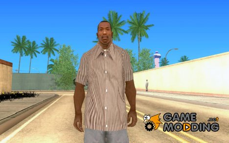 Brown Shirt for GTA San Andreas