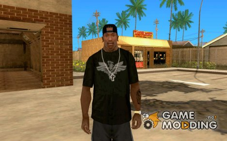 Футболка Дезмонда из Assassins Creed для GTA San Andreas