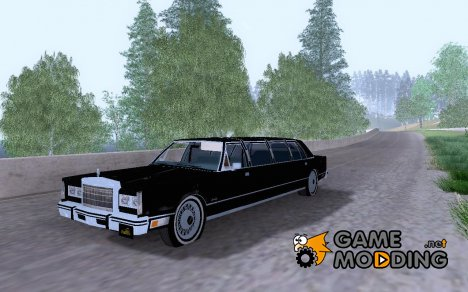 Lincoln Town Car Eagle '86 для GTA San Andreas