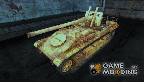 СУ-8 Doublemint для World of Tanks