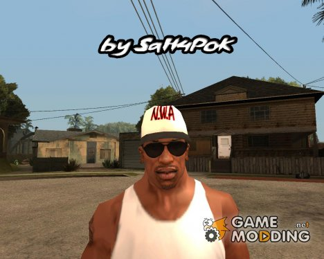 "Кепка ""N.W.A"" for GTA San Andreas"