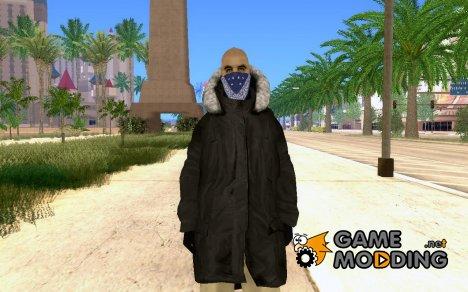 Зимний скин for GTA San Andreas