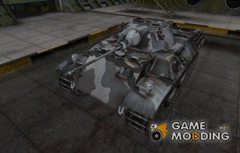 Шкурка для немецкого танка VK 16.02 Leopard для World of Tanks