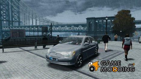 Hyundai Accent 2006 for GTA 4