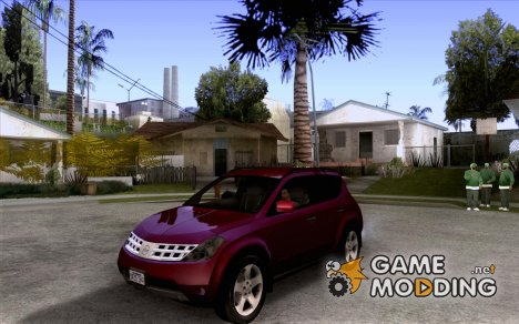Nissan Murano 2004 for GTA San Andreas