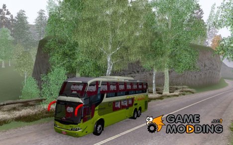 Marcopolo Tur Bus Chileno for GTA San Andreas