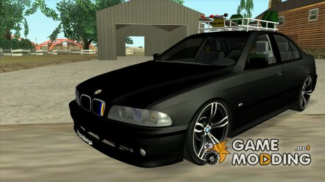 BMW 520d - Mad Driver for GTA San Andreas
