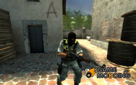 Phoenix Spetsnaz (Fixed Lips) for Counter-Strike Source