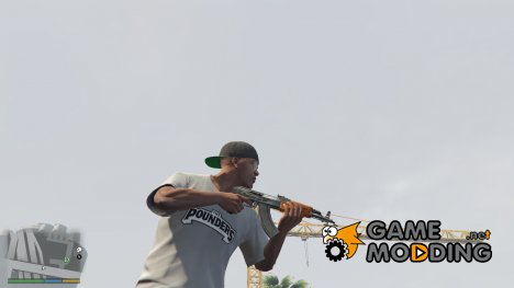 AK Pistol 1.1 for GTA 5