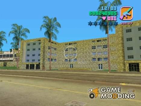 New hotel for GTA Vice City
