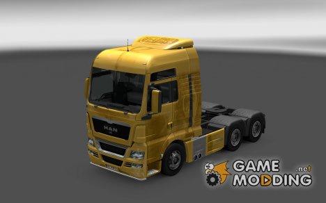 Скин Ancient Egypt для MAN TGX for Euro Truck Simulator 2