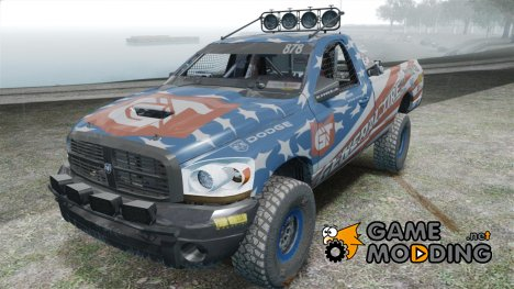 Dodge Power Wagon Baja (DiRT2) для GTA 4