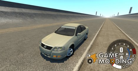 Nissan Almera Classic for BeamNG.Drive