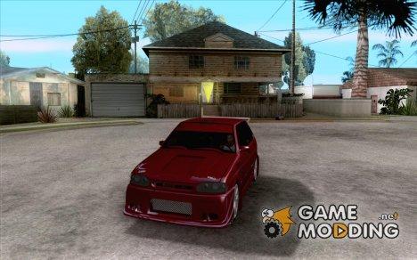 ВАЗ 2114 Меченный для GTA San Andreas