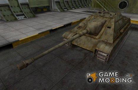 Ремоделинг для пт-сау JagdPanther II для World of Tanks