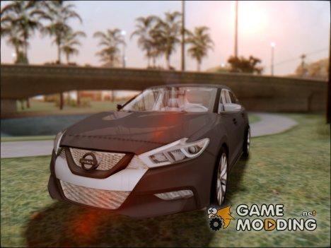 Nissan Maxima 2016 for GTA San Andreas