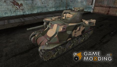 M3 Lee 3 для World of Tanks
