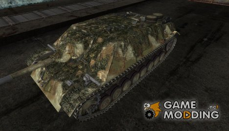 JagdPzIV 12 для World of Tanks