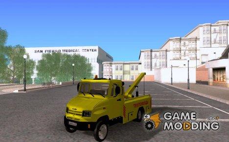 ЗиЛ 5301 Бычок эвакуатор for GTA San Andreas