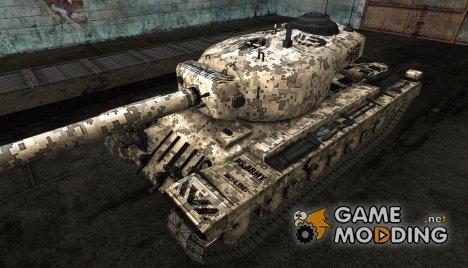 Шкурка для T34 для World of Tanks