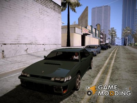 Improved graphics for SAMP для GTA San Andreas