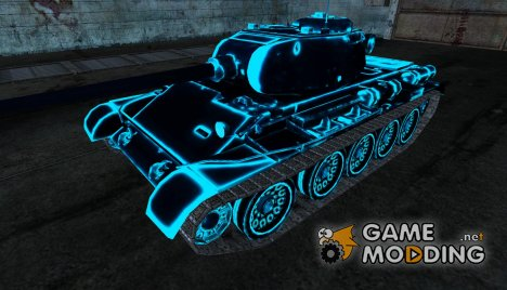 T-44 genevie для World of Tanks