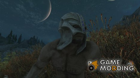 The Gray Cowl of Nocturnal - Fully Functional Gray Fox Cowl для TES V Skyrim
