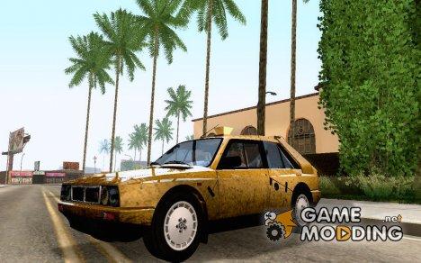 Lancia Delta S4 Stradale (SE038) для GTA San Andreas