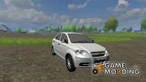 Chevrolet Aveo for Farming Simulator 2013