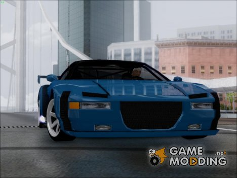Infernus GTR Spec-R for GTA San Andreas