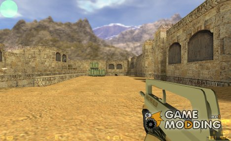 Grey Famas для Counter-Strike 1.6