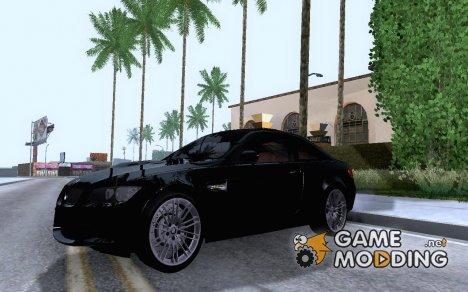BMW M3 (E92) for GTA San Andreas