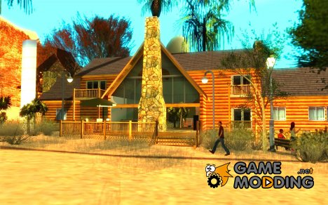 New Country Villa для GTA San Andreas