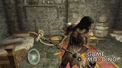 Beast Hammer for TES V Skyrim