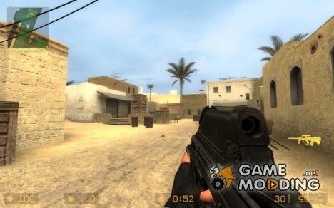 Ankalar F2000 TS skin для Counter-Strike Source