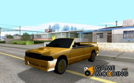 Taxi Cabrio for GTA San Andreas