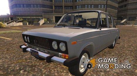 ВАЗ-2106 for GTA 5