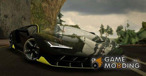 2017 Lamborghini Centenario LP770-4 для GTA San Andreas