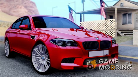 BMW M5 F10 2015 for GTA San Andreas
