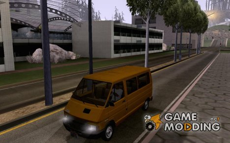 Renault Trafic T1000D Minibus for GTA San Andreas