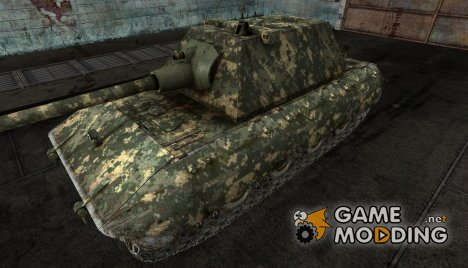 Шкурка для E-100 Digital Camo для World of Tanks