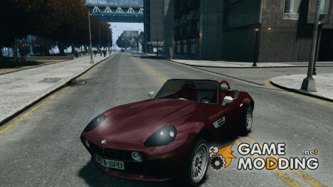 BMW Z8 for GTA 4
