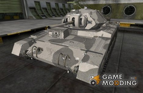 Шкурка для Crusader for World of Tanks