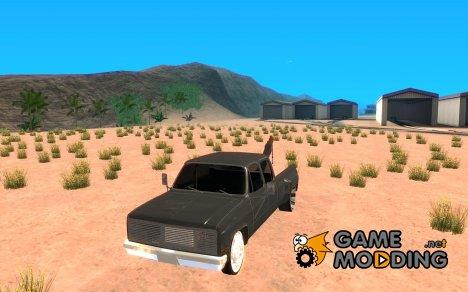 Chevrolet Silverado Towtruck for GTA San Andreas