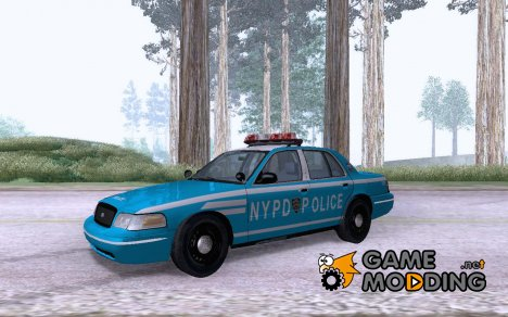 Ford Crown Victoria 2003 NYPD Blue for GTA San Andreas