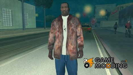 Шуба для CJ for GTA San Andreas