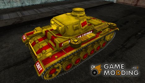 PzKpfw III Still_Alive_Dude for World of Tanks