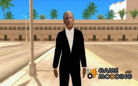 Moragan Freeman for GTA San Andreas